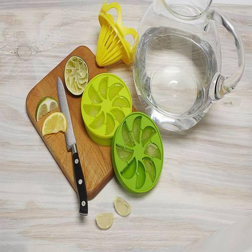 美國Full Circle|檸檬鮮萃冰盒