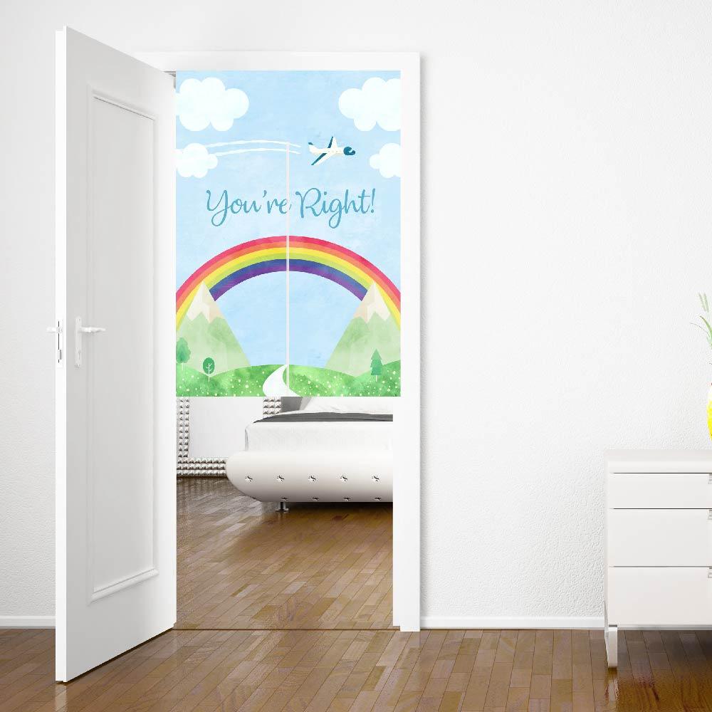 Urtale|彩虹Celebration門簾