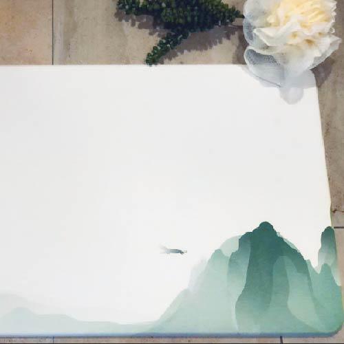 Urtale|雲海峰珪藻土地墊