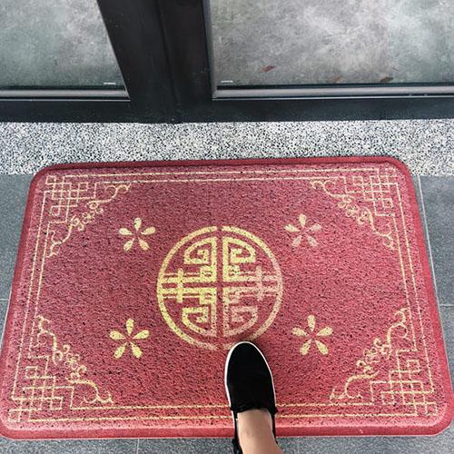 Urtale|宮殿圖騰迎賓除塵墊
