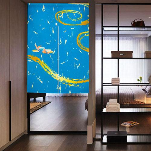 Urtale|日本金箔和紙門簾
