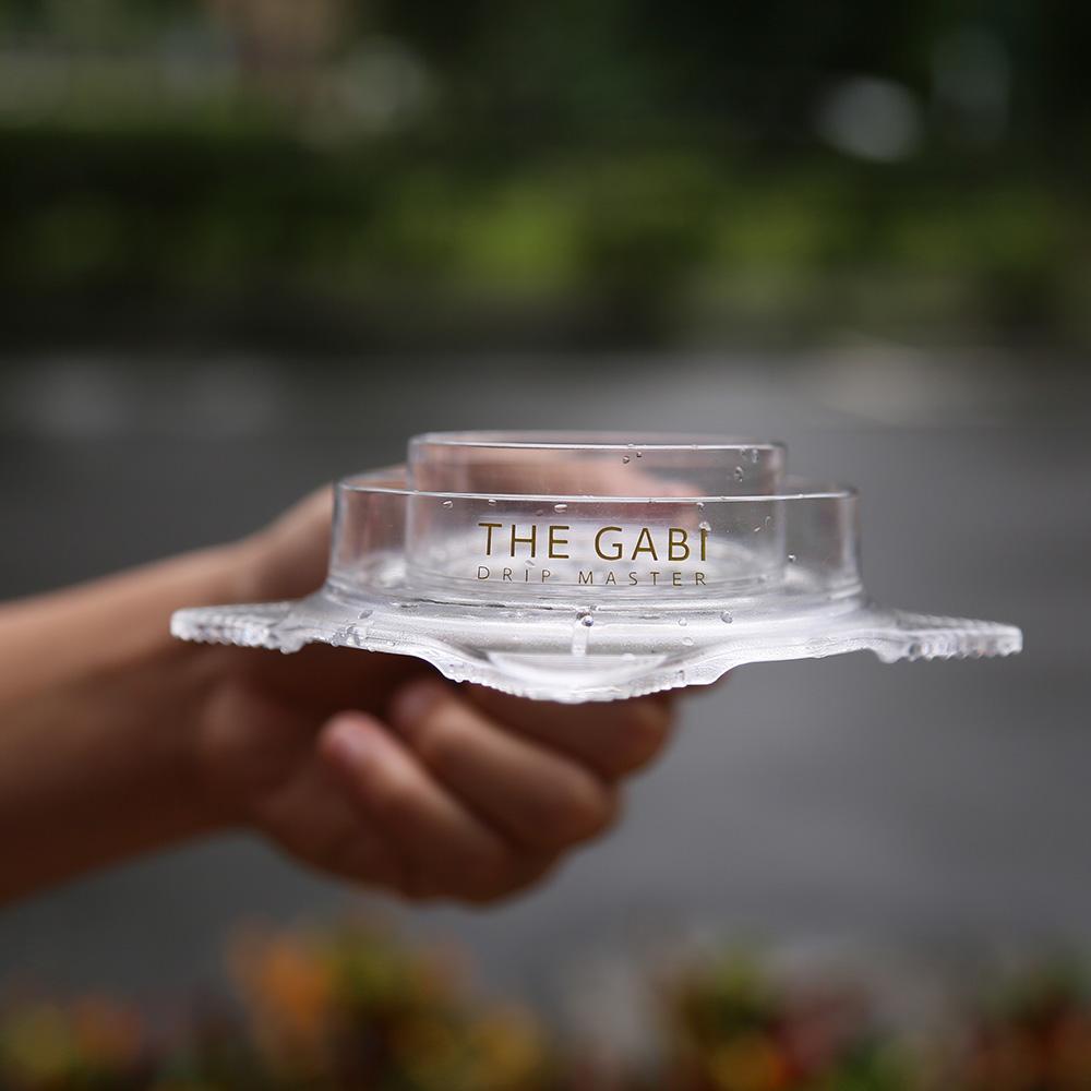 The Gabi | 韓國咖啡大師二代 Master B 聰明手沖滴滴杯