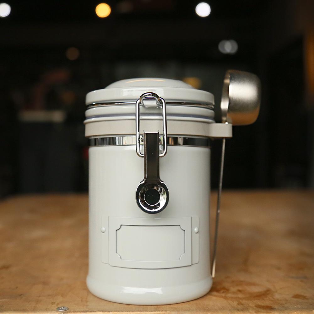 EARTH | 大不列顛密封罐(烤漆多色款)贈送豆匙收套圈+豆匙