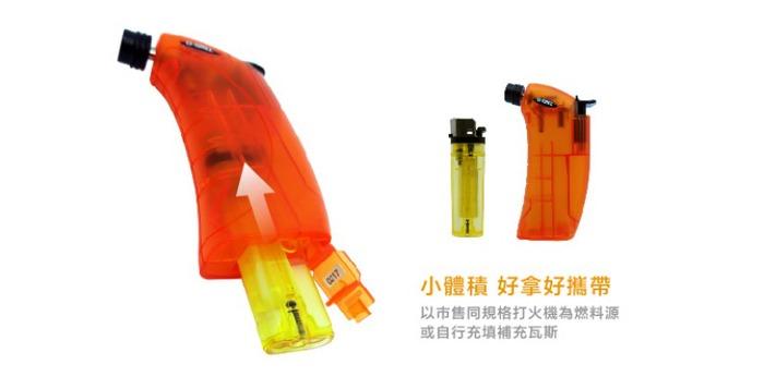 O-Grill| OJ-340 電子防風噴火槍 點火器