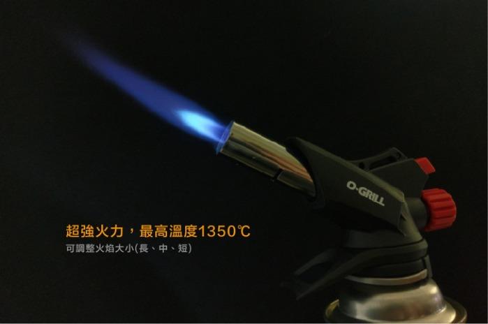 O-Grill| GT-600 攜帶型 卡式瓦斯噴槍