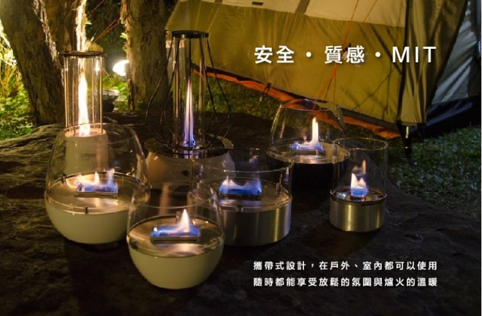 O-Grill| Biounifuel BF-500 氣氛情境燈專用安全燃料 六瓶組