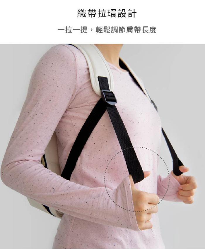 URBAN FOREST都市之森 甲蟲-可擴充後背包/雙肩包 (L號)