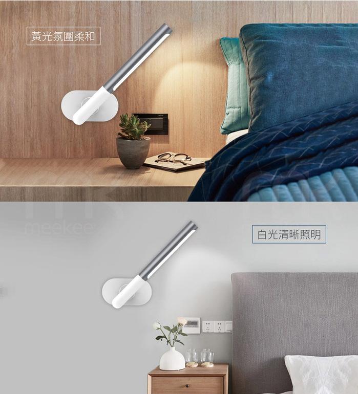 meekee 酷壁燈-好安裝多用途LED燈