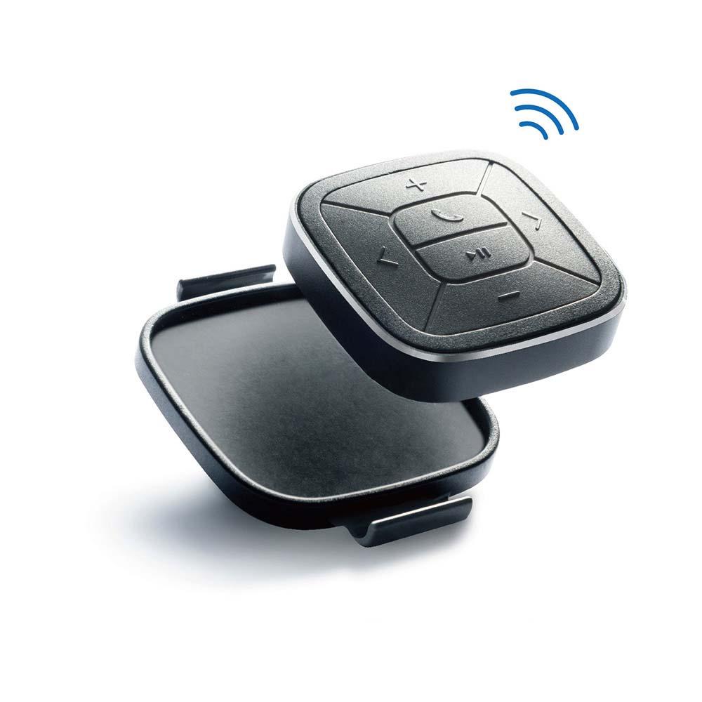 TUNAI|BUTTON 藍牙手機遙控器 (附汽車/單車固定座)