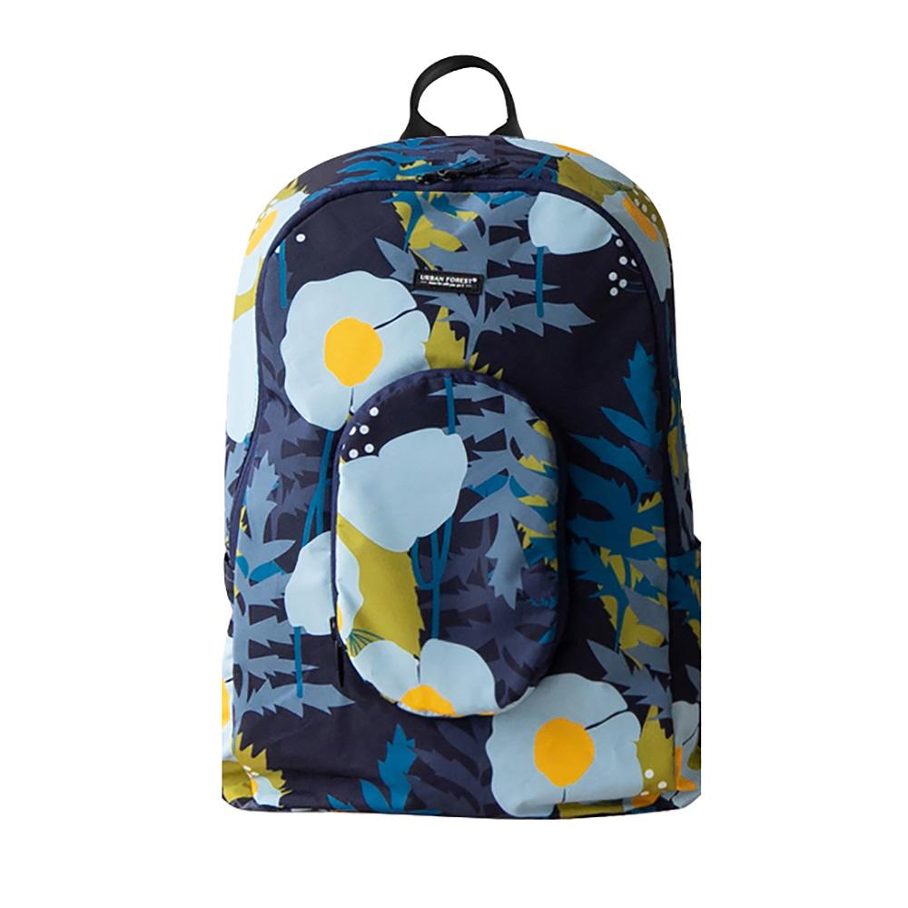 URBAN FOREST|都市之森 樹-摺疊後背包/雙肩包 (印花色)