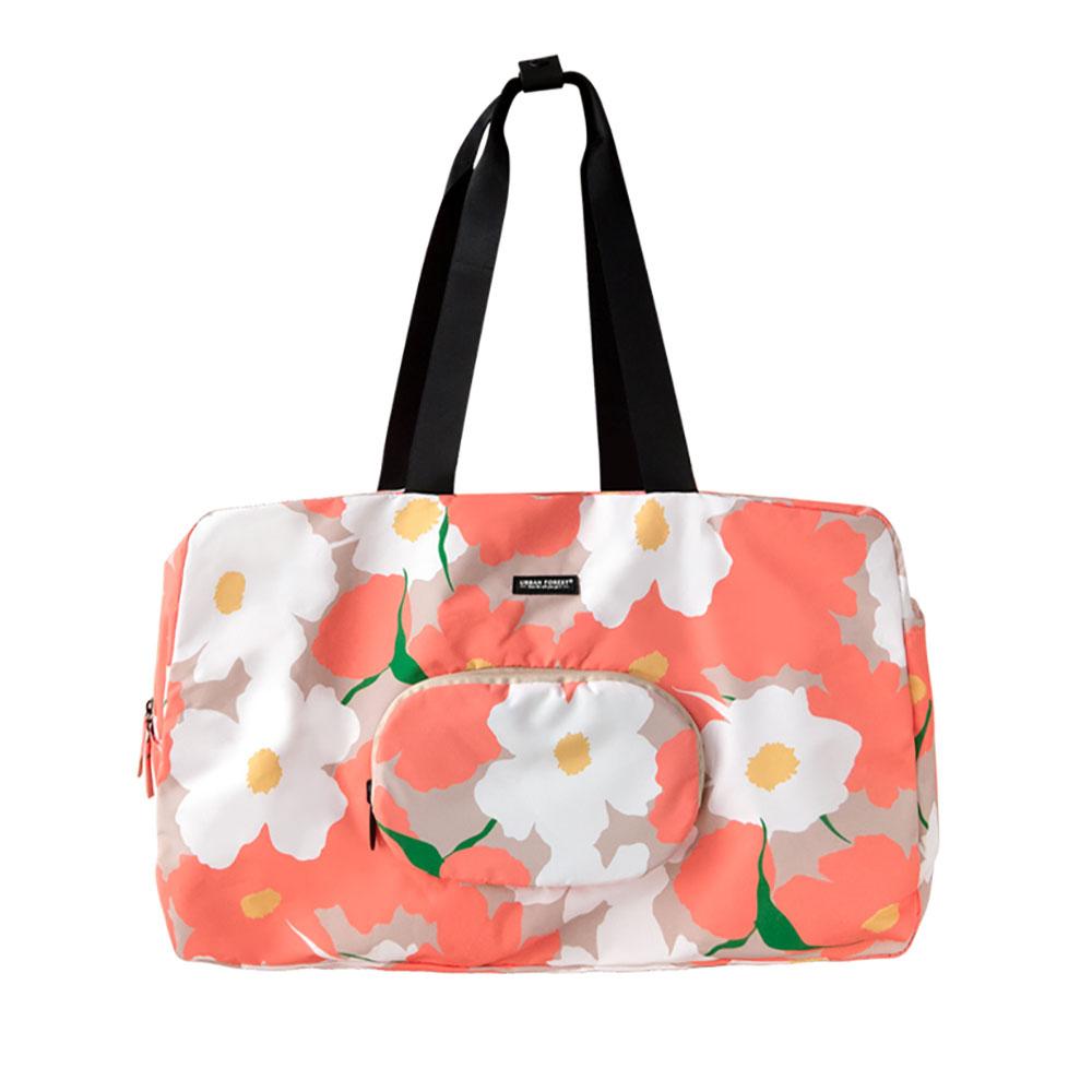 URBAN FOREST|都市之森 樹-摺疊旅行包/旅行袋 (印花色)