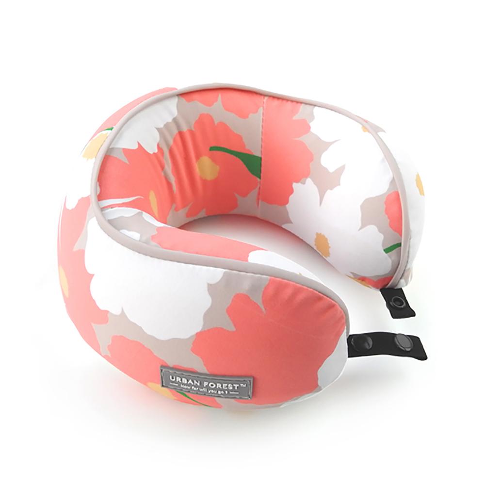 URBAN FOREST|都市之森 花卷-兒童頸枕/午睡枕 (印花色)