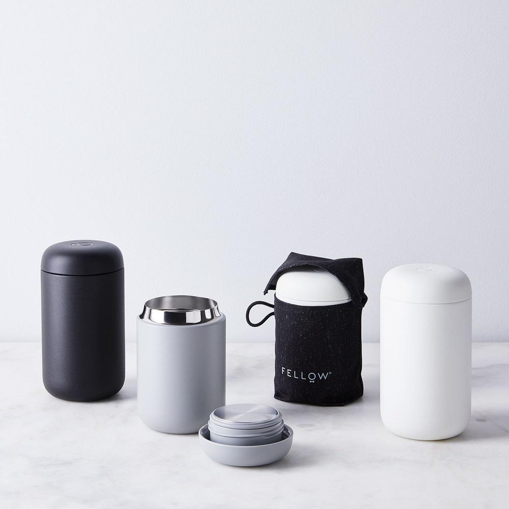 Fellow|Carter 咖啡陶瓷真空保溫瓶 12oz (六色任選)