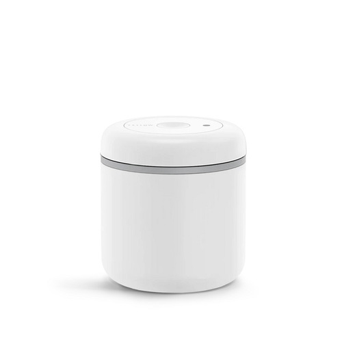 FELLOW ATMOS 真空密封罐 不銹鋼(白)0.7L
