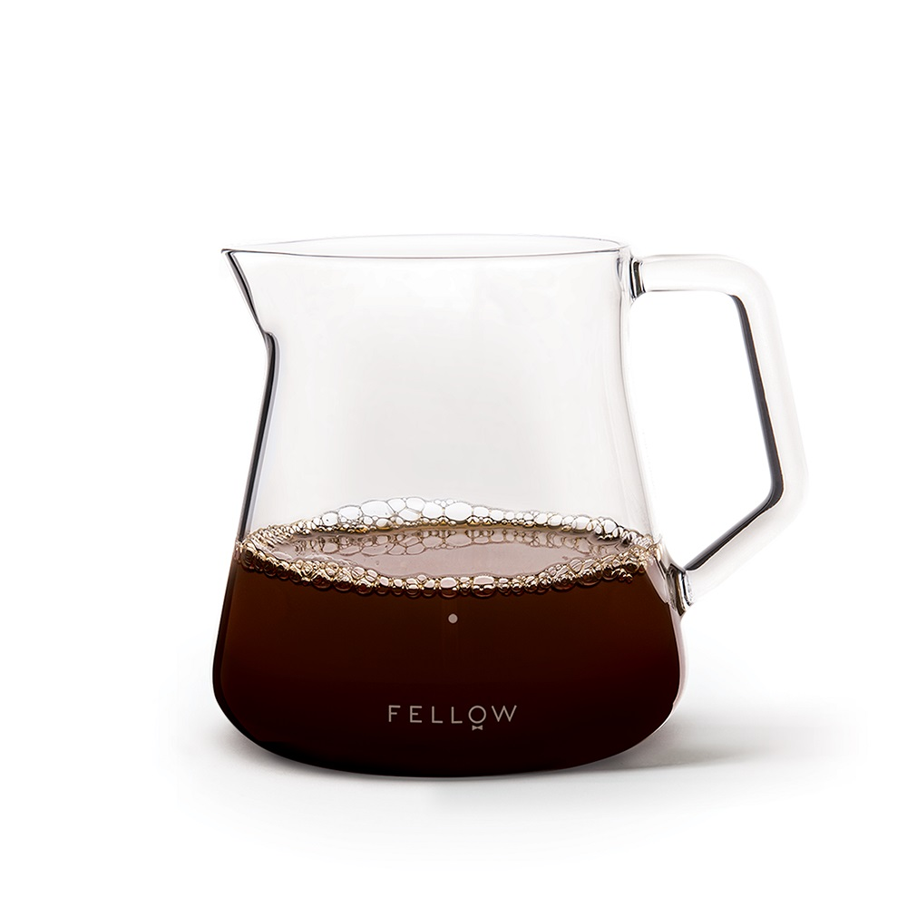 FELLOW Mighty Small 玻璃分享濾壺(透明/2色)