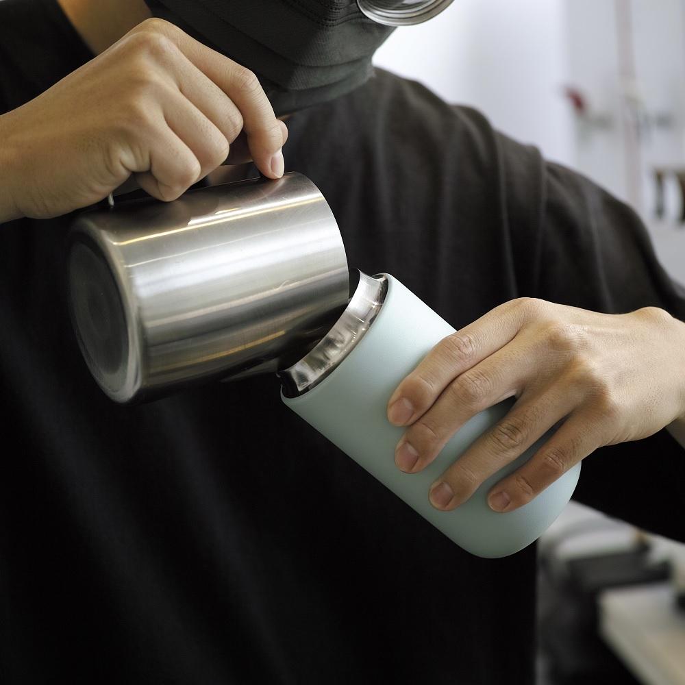 FELLOW Carter Move Mug 卡特隨行真空陶瓷保溫杯-瘦版小口徑(12oz/限量新色)
