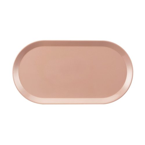 TOAST | DRIPDROP 陶瓷托盤 中/淡粉色