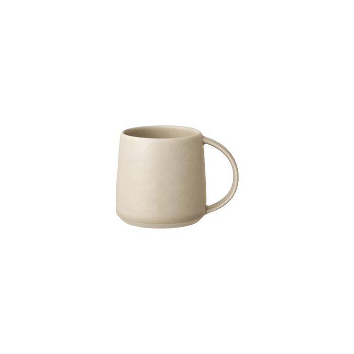 KINTO RIPPLE 馬克杯 250ml 米色