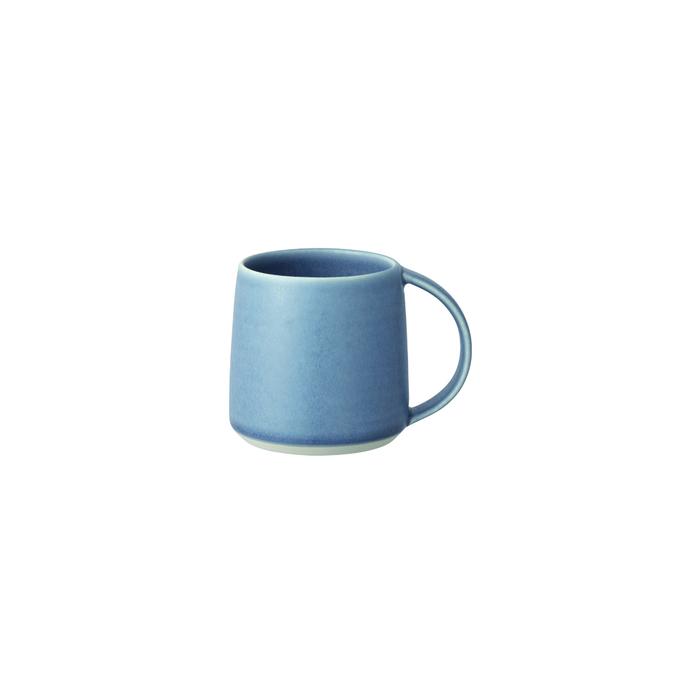 KINTO|RIPPLE 馬克杯 250ml 藍色