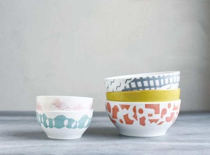(複製)KINTO|OCT八角陶瓷杯盤組 220ml - 黑