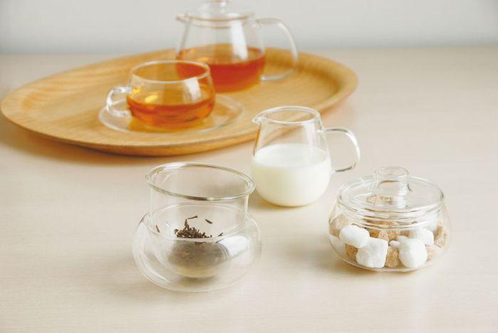 KINTO|UNITEA 玻璃糖罐