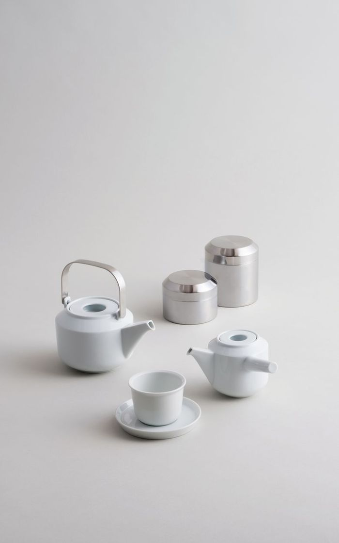 KINTO|LT茶壺600ml- 白
