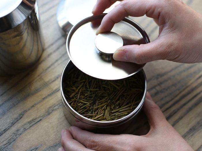 KINTO|LT不銹鋼茶罐250ml