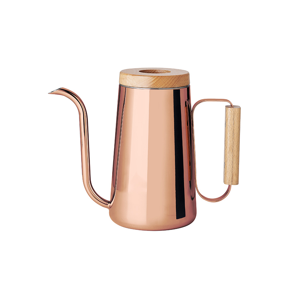 TOAST|H.A.N.D 咖啡手沖壺 - 800ml - 紅銅色