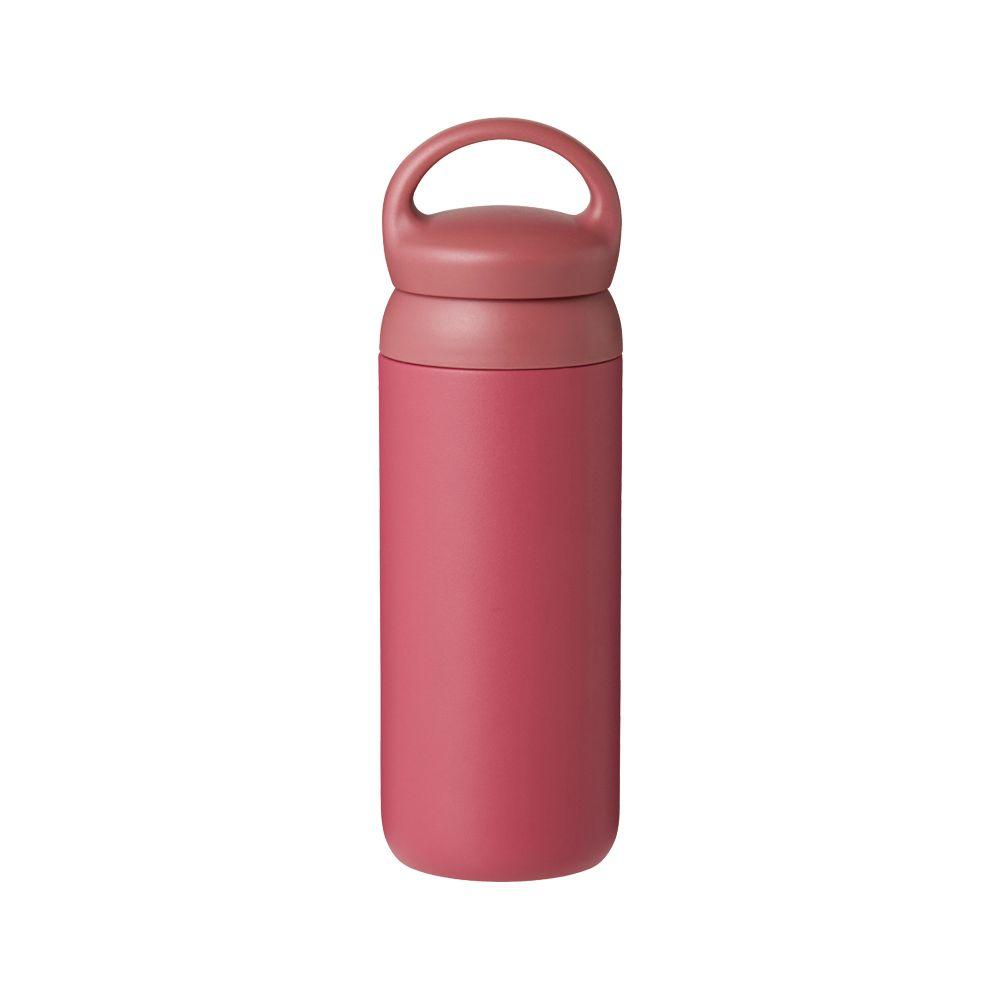 KINTO|DAY OFF TUMBLER 保溫瓶 500ml - 莓果紅