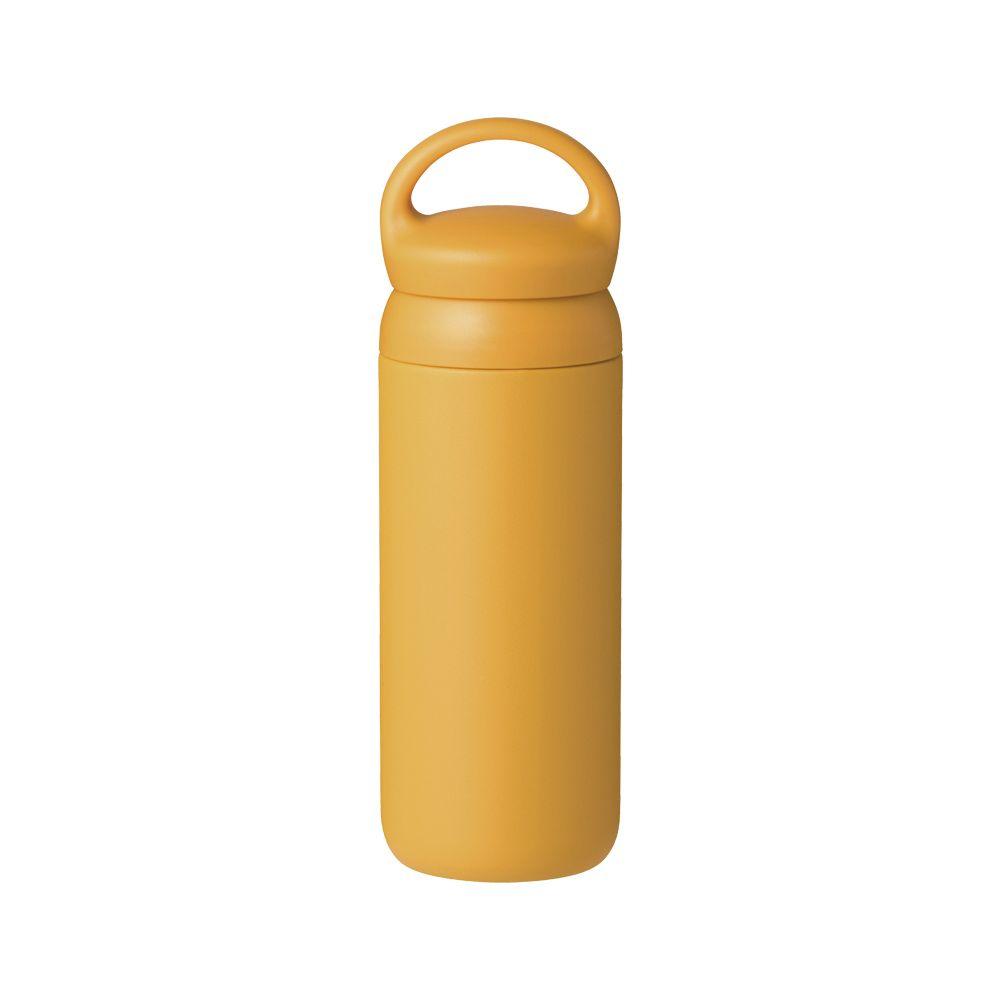KINTO DAY OFF TUMBLER 保溫瓶 500ml - 芥末黃