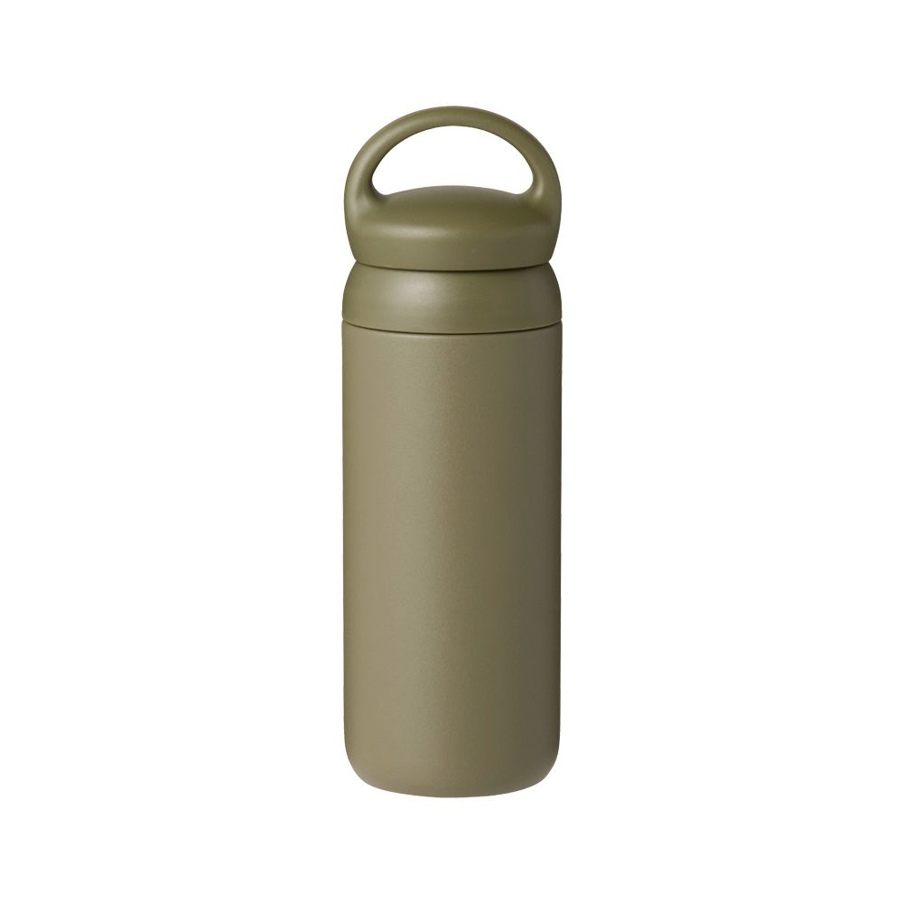 KINTO|DAY OFF TUMBLER 保溫瓶 500ml - 深綠