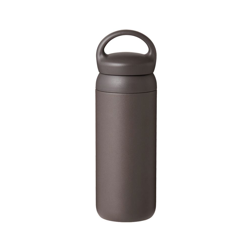 KINTO|DAY OFF TUMBLER 保溫瓶 500ml - 深灰