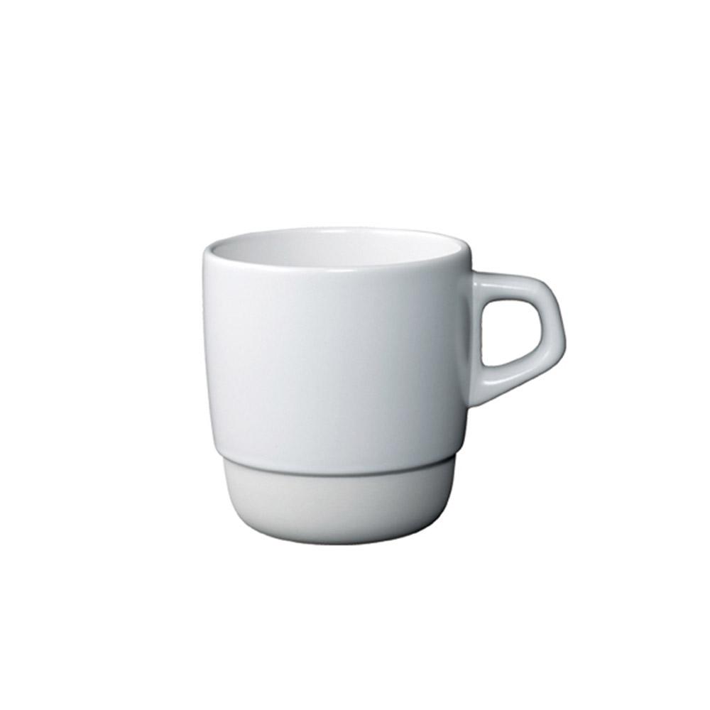 KINTO|SCS可堆疊式馬克杯-白