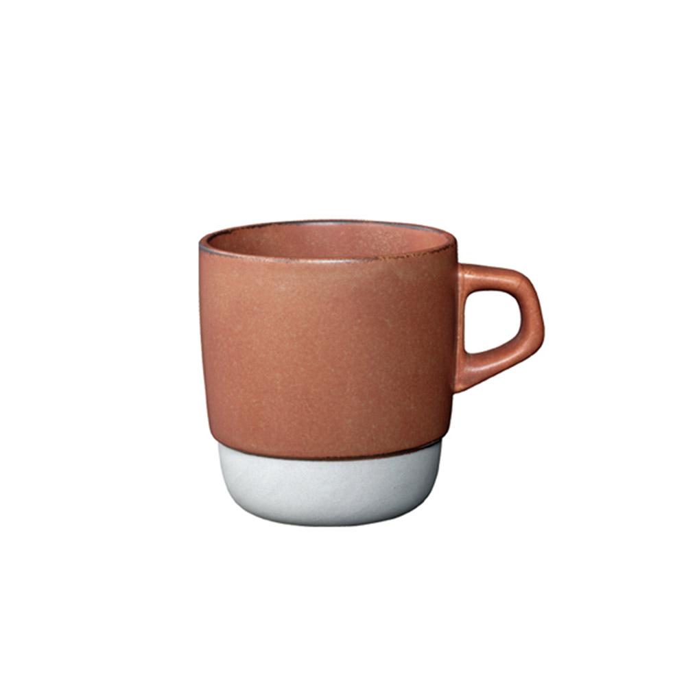 KINTO|SCS可堆疊式馬克杯-橘