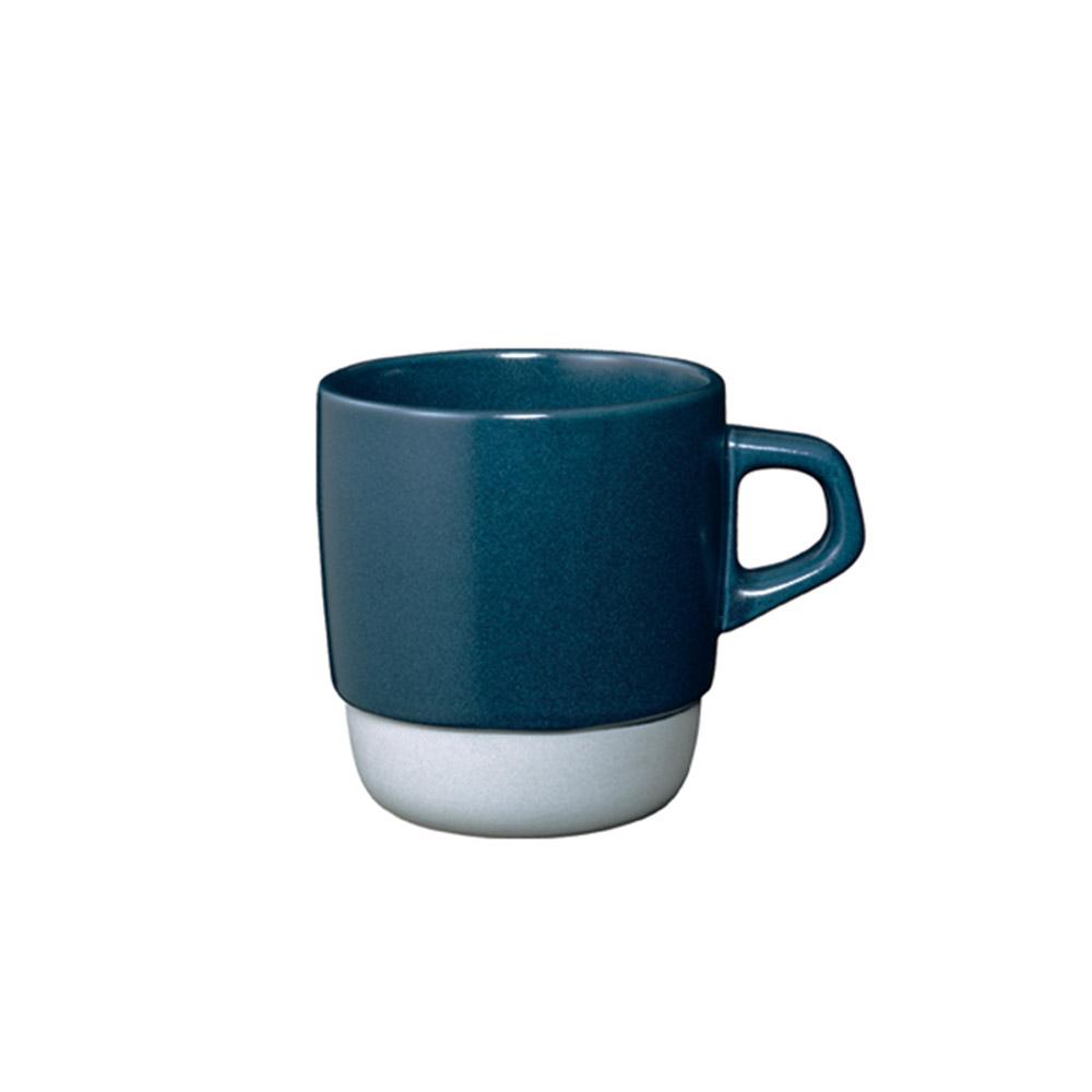 KINTO|SCS可堆疊式馬克杯-藍