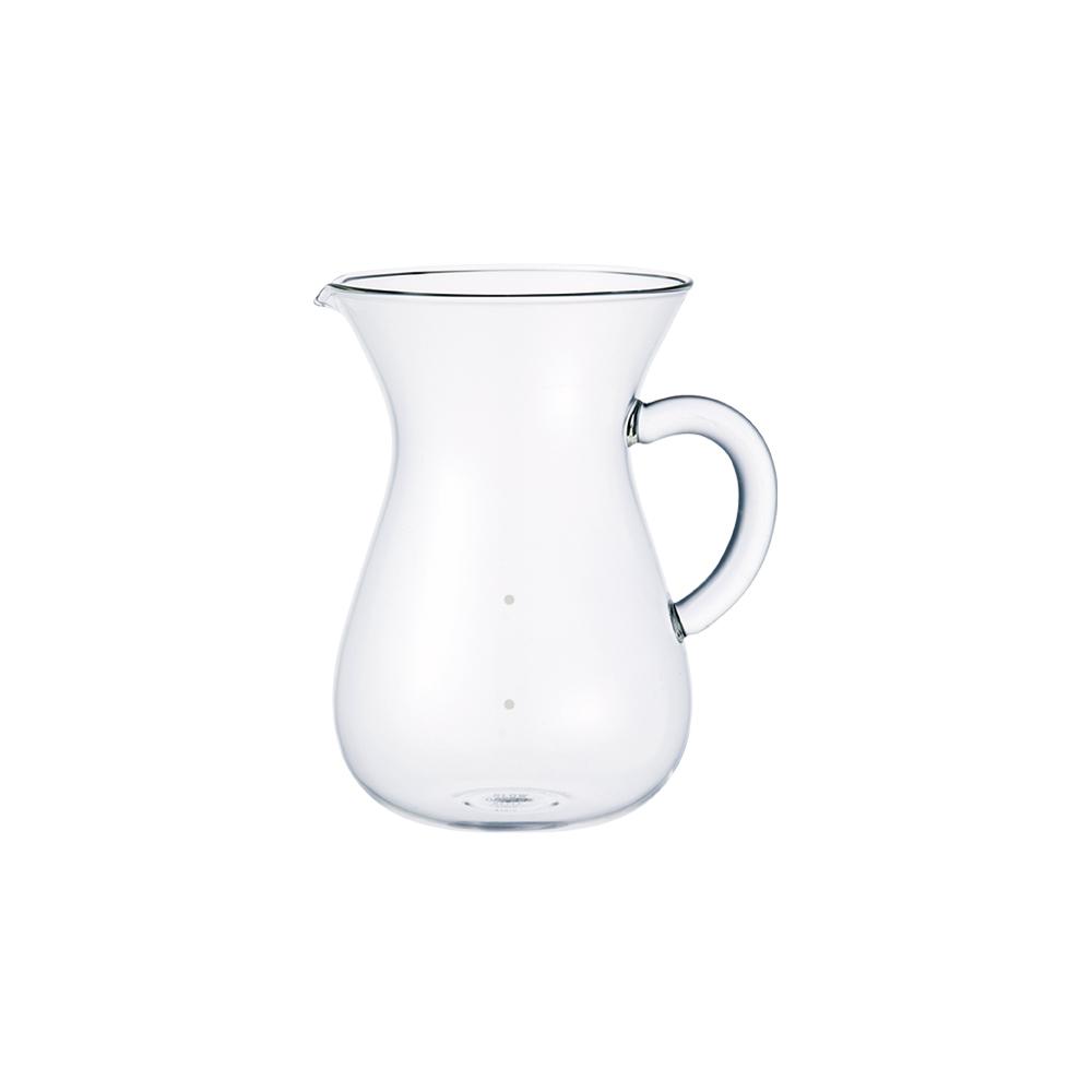 KINTO|SCS玻璃咖啡壺600ml