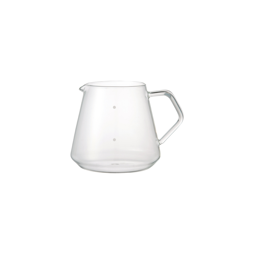 KINTO|SCS經典玻璃咖啡下壺600ml