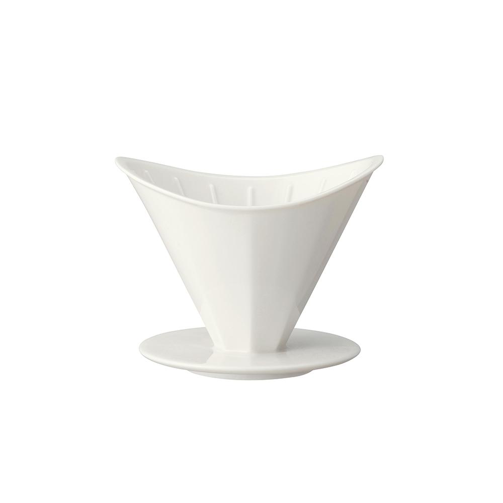 KINTO|OCT八角陶瓷濾杯-4杯量