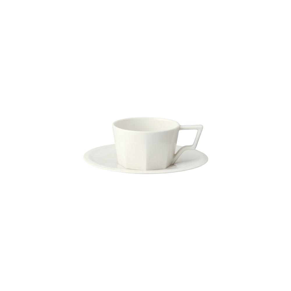 KINTO|OCT八角陶瓷杯盤組80ml