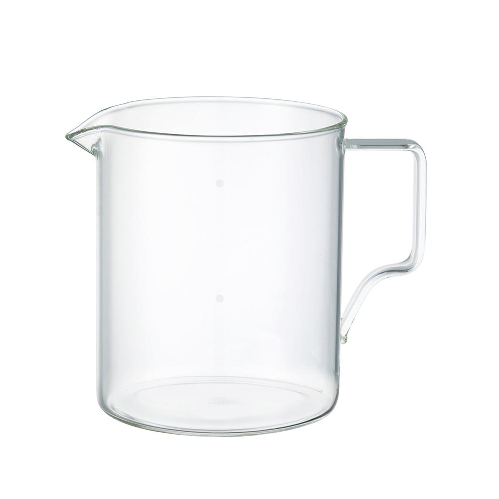 KINTO OCT八角咖啡玻璃壺 600ml