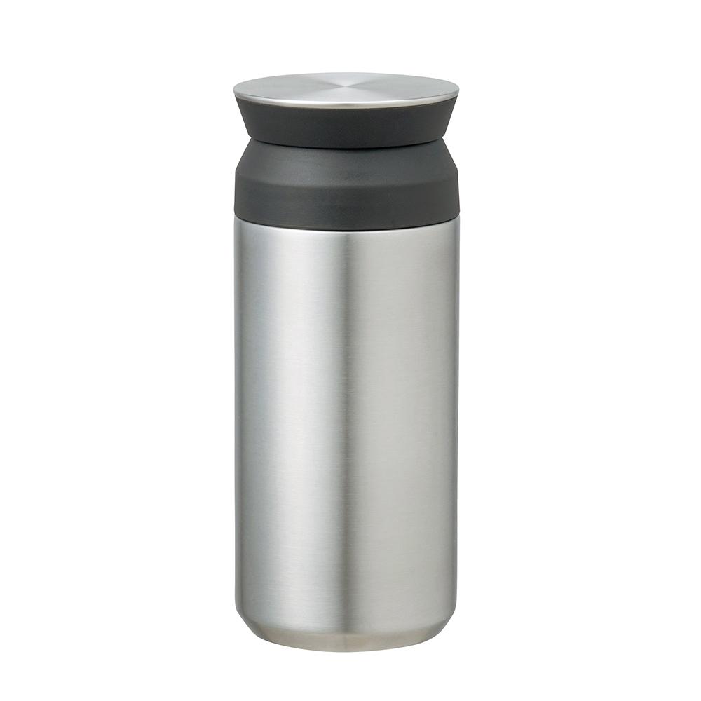KINTO|TRAVEL TUMBLER隨行保溫瓶350ml-不銹鋼色