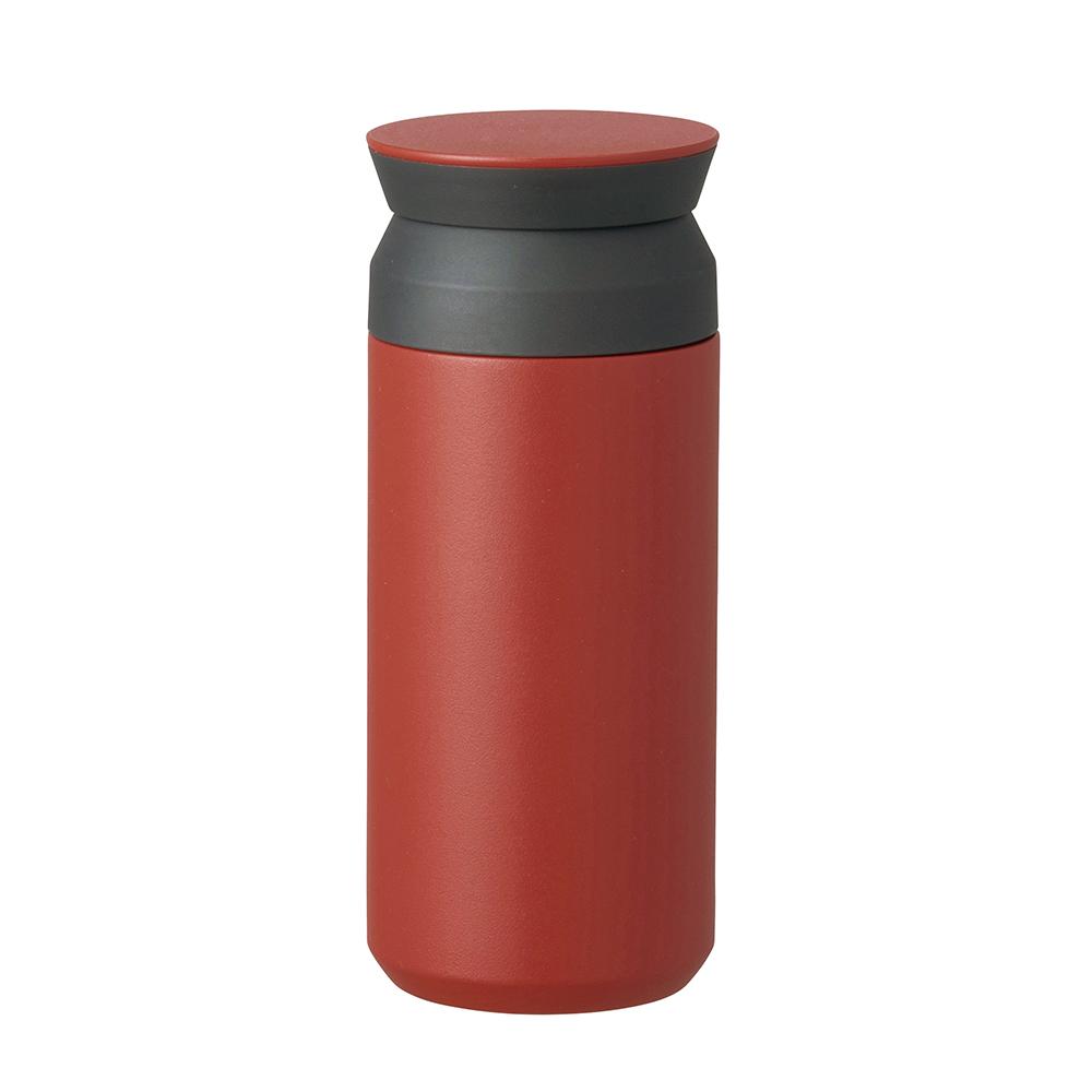 KINTO|TRAVEL TUMBLER隨行保溫瓶350ml-紅