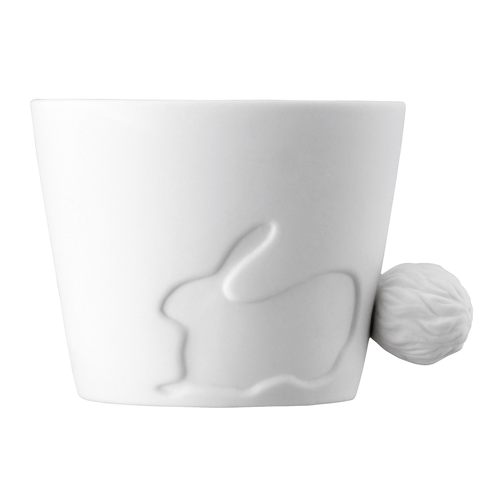KINTO | Mugtail 童話動物杯 - 兔子 - 280ml