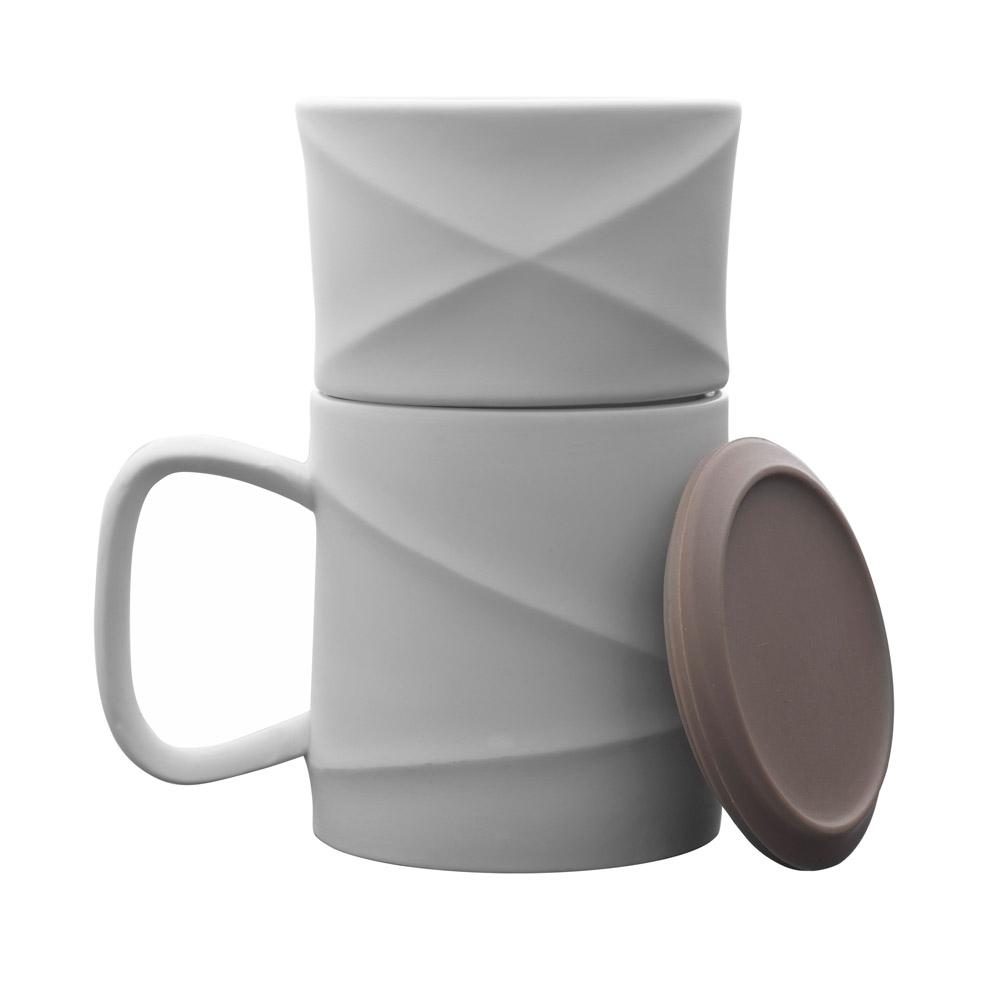 TOAST | WAVE 咖啡馬克杯組 - 附扇形濾杯