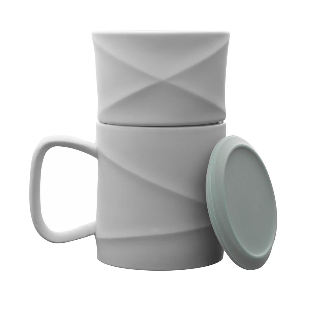 TOAST   WAVE 咖啡馬克杯組 - 附扇形濾杯