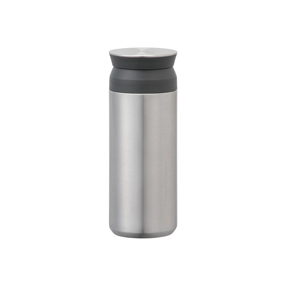 KINTO|TRAVEL TUMBLER 隨行保溫瓶 500ml - 不銹鋼色