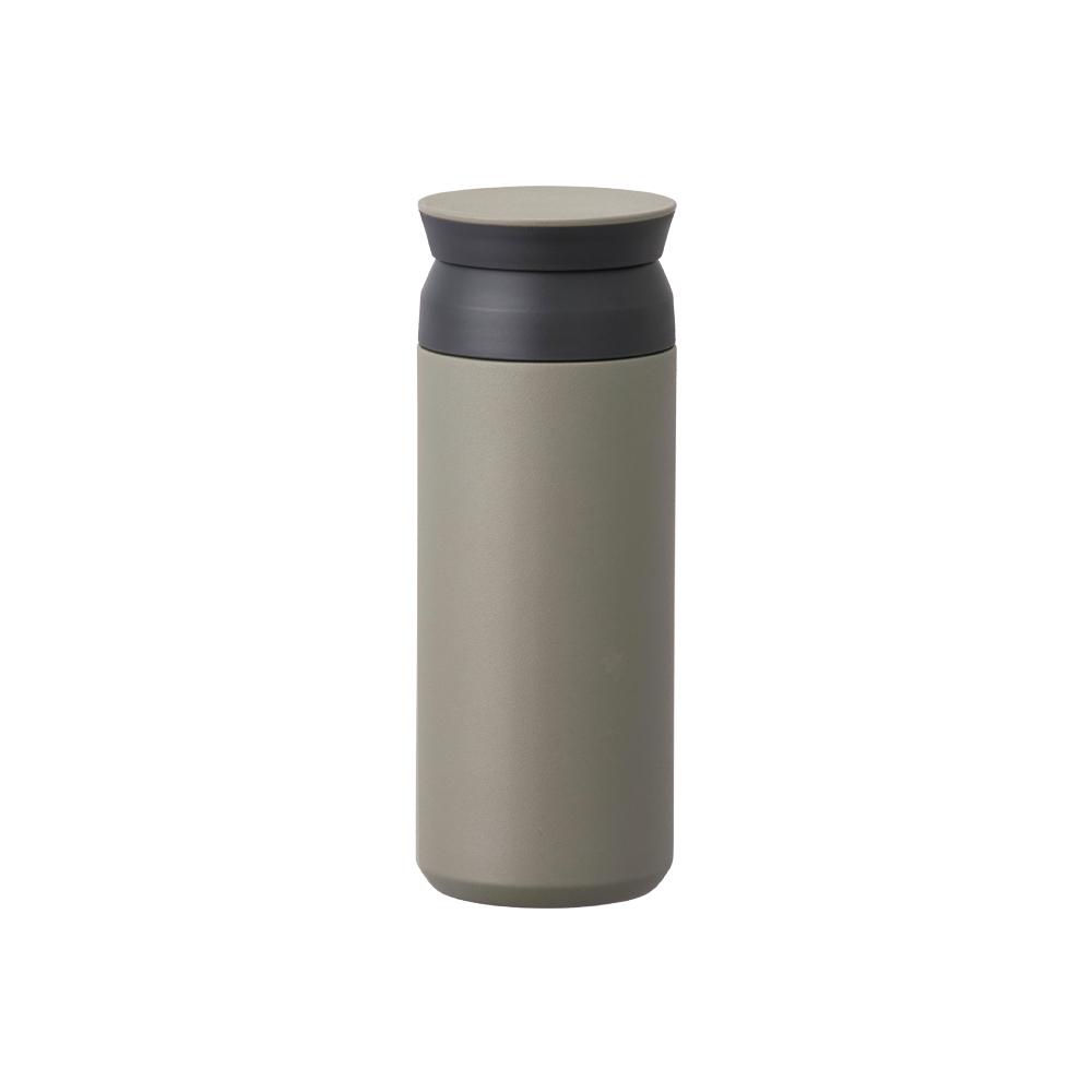 KINTO|TRAVEL TUMBLER 隨行保溫瓶 500ml - 灰色