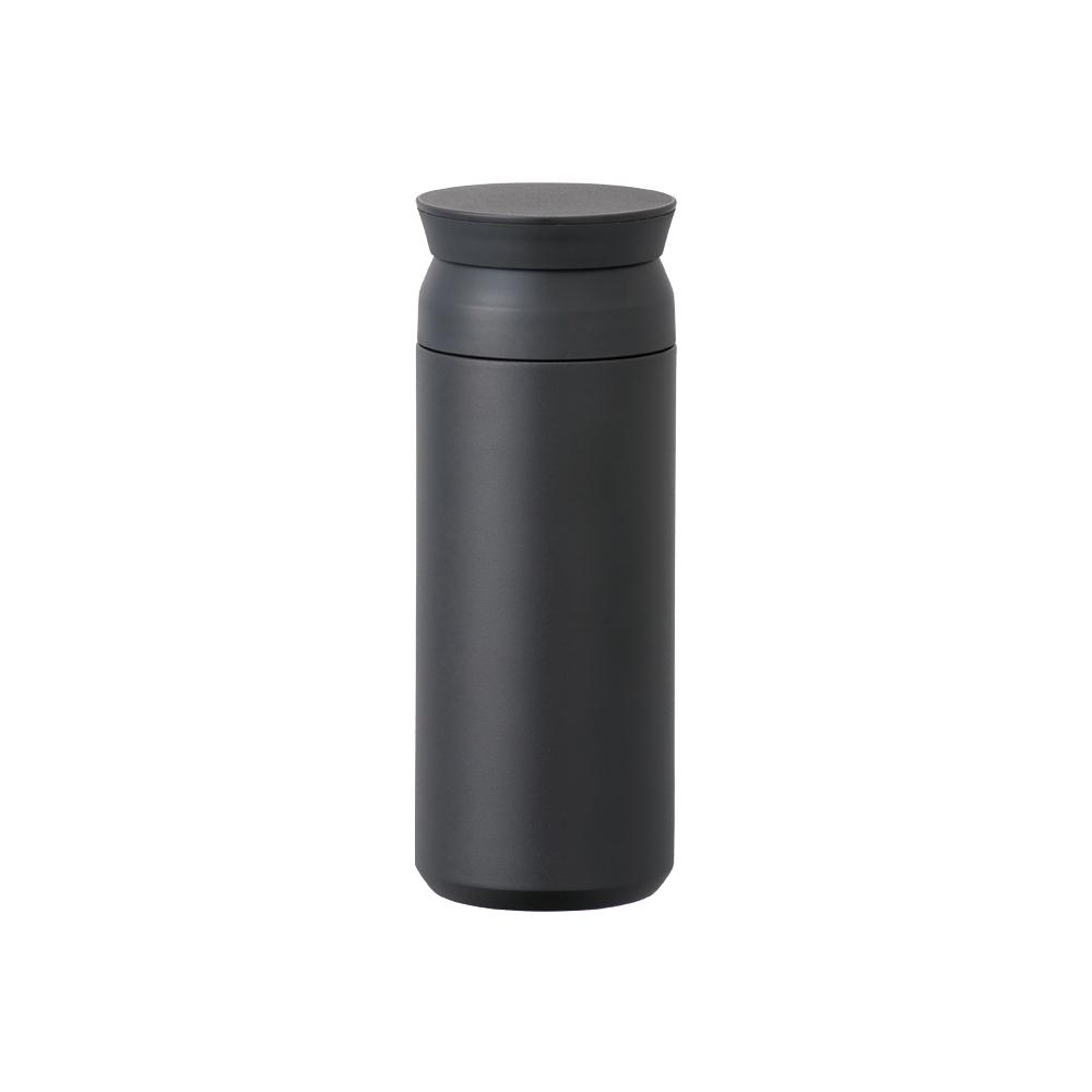 KINTO|TRAVEL TUMBLER 隨行保溫瓶 500ml - 黑色