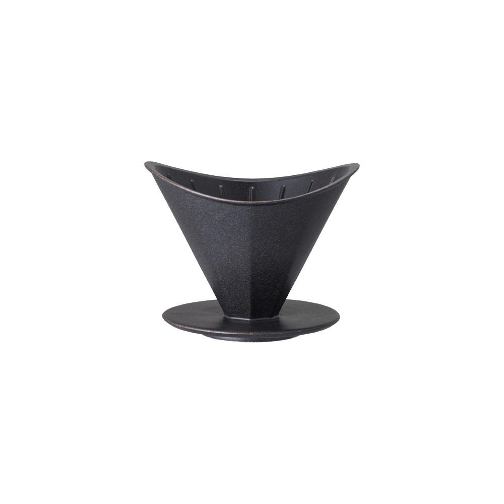 KINTO|OCT八角陶瓷濾杯-4杯量 - 黑