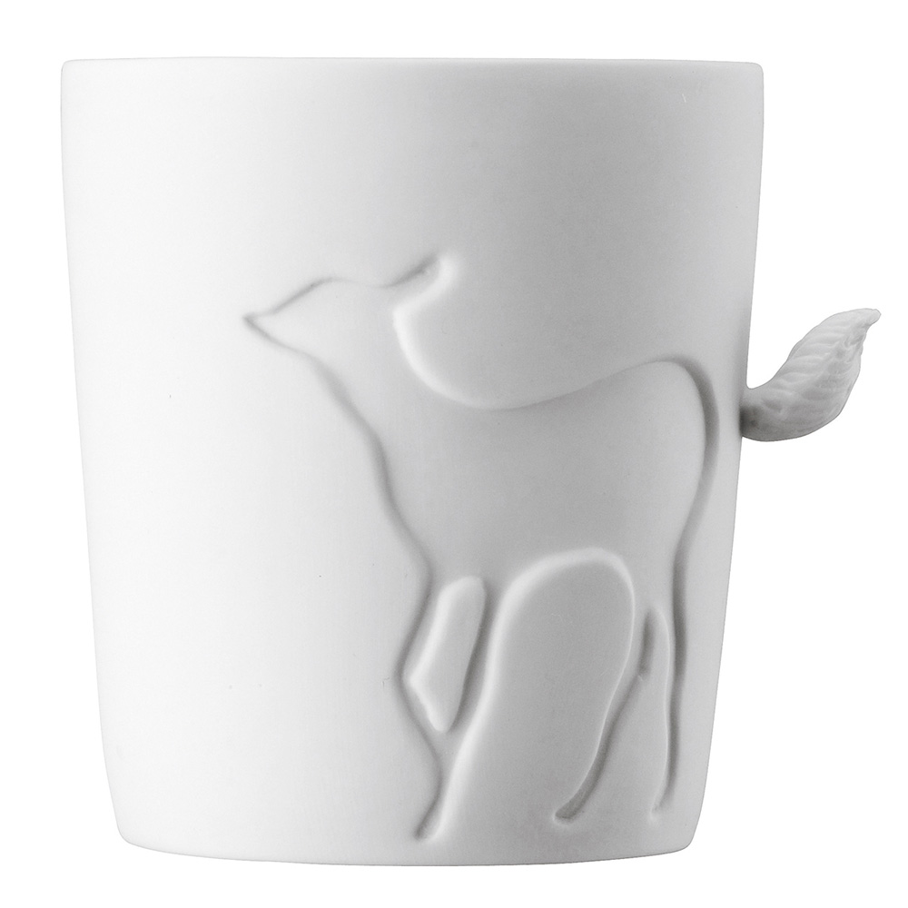 KINTO | Mugtail 童話動物杯 - 鹿 - 270ml